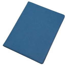 Alassio Schreibmappe BALOCCO, DIN A4, blau