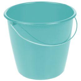 keeeper Putzeimer erik, rund, 10 Liter, mint
