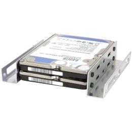 LogiLink Festplatten-Einbauwinkel, 2,5 auf 3,5