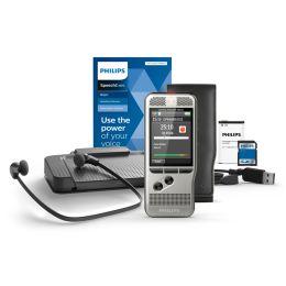 PHILIPS Diktier- und Wiedergabe-Set Pocket Memo DPM6700