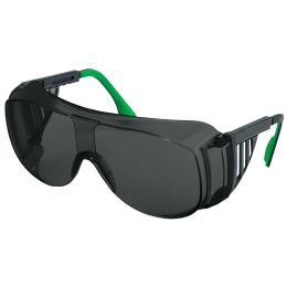 uvex Schweißer-Überbrille 9161, Scheibentönung: grau