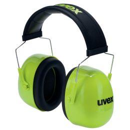 uvex Kapsel-Gehörschutz K4, neongrün