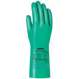 uvex Chemikalien-Schutzhandschuh profastrong NF 33, Gr.9