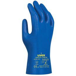 uvex Chemikalien-Schutzhandschuh rubiflex NB 27 B, Gr.7