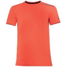 uvex Herren T-Shirt suXXeed, chilli, 4XL