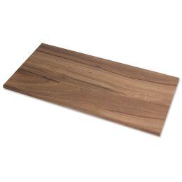 Fellowes Tischplatte, (B)1.400 x (T)800 x (H)25 mm, walnuss
