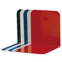 WEDO Buchstütze, (B)140 x (T)140 x (H)120 mm, rot