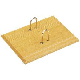 Wonday Sockel für Kalendarien, aus Holz, Bügel aus Metall