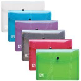 ELBA Dokumententasche HAWAI, DIN A5, PP, farbig sortiert