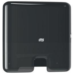TORK Xpress Mini Falthandtuch-Spender, Kunststoff, schwarz