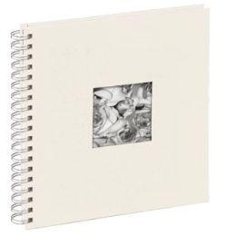PAGNA Foto-Spiralalbum Passepartout, weiß