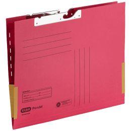 ELBA Pendeltasche, DIN A4, mit Kartonfröschen, grau
