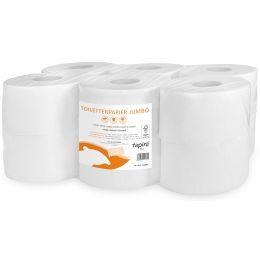 Tapira Großrollen-Toilettenpapier Plus, 2-lagig, 360 m