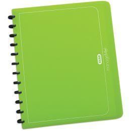 ELBA Ringmappe manageMe! vario-zipp, DIN A4, grasgrün