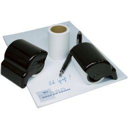 WEDO Roll-Löscher, aus Kunststoff, schwarz