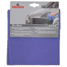 NIGRIN Poliertuch, (B)380 x (H)280 mm