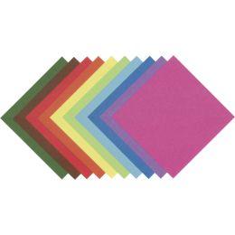 folia Faltblätter, 100 x 100 mm, 70 g/qm, 500 Blatt