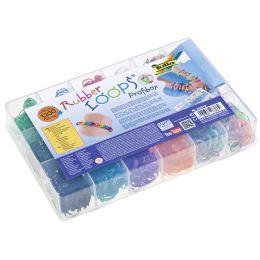 folia RubberLoops Profi Box, über 3.200 Teile