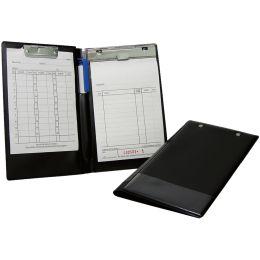WEDO Kassenblock-Mappe, DIN A6, schwarz