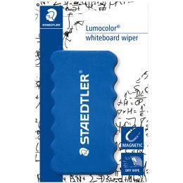 STAEDTLER Lumocolor Tafellöscher whiteboard-wiper 652, blau