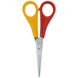 WEDO Bastelschere, spitz, Länge: 130 mm, für Linkshänder