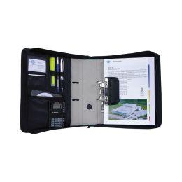 WEDO Ordnertasche, schwarz, für DIN A4 Ordner