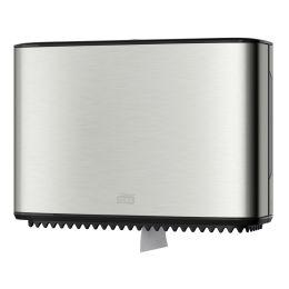 TORK Toilettenpapier-Spender Mini Jumbo, Edelstahl
