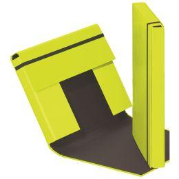 PAGNA Heftbox Trend Colours, DIN A4, hellblau