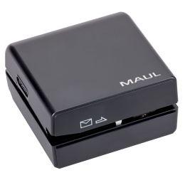 MAUL Elektrischer Brieföffner, Batteriebetrieb, schwarz