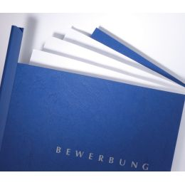 PAGNA Bewerbungs-Set Start, DIN A4, blau