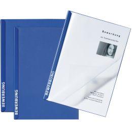 PAGNA Bewerbungs-Set Score, DIN A4, blau