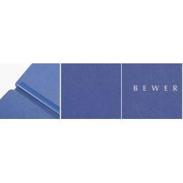 PAGNA Bewerbungs-Set Special, DIN A4, blau, 3-teilig