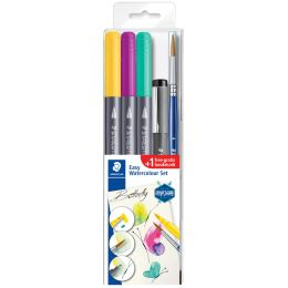 STAEDTLER Aquarell-Set Easy Watercolour Schmetterling