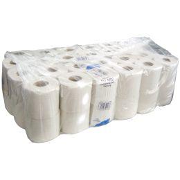 Fripa Toilettenpapier Basic, 2-lagig, weiß, Großpackung