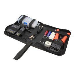 LogiLink Netzwerk-Werkzeug-Set, 55-teilig