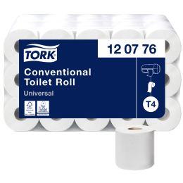 TORK Toilettenpapier, 2-lagig, weiß, Großpackung