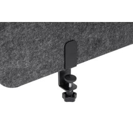 ARCHYI. Tisch-Trennwand Akustik Sculpo, 1.200 x 400 x 33 mm