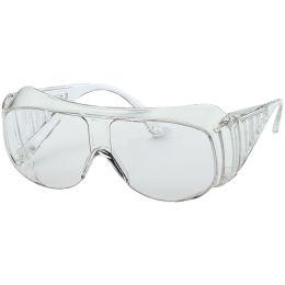 uvex Überbrille, Scheibentönung: klar, Rahmenfarbe: farblos