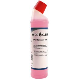 HYGOCLEAN WC-Reiniger Gel Zitrus, 750 ml Flasche