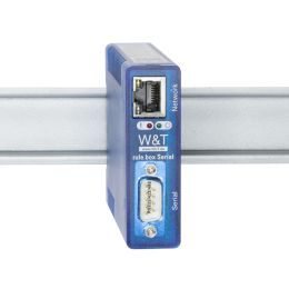 W&T Edge Computer rule.box RS232/422/485, Node-RED