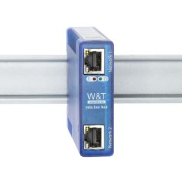 W&T Edge Computer rule.box hub, Industrie 4.0, Node-RED