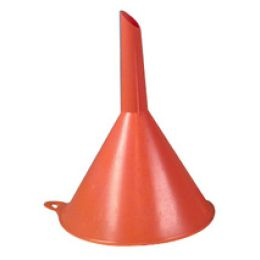 cartrend Trichter, Durchmesser: 150 mm, orange