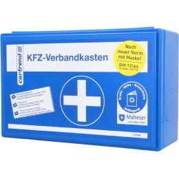 cartrend KFZ-Verbandkasten Classic, blau