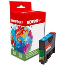 Kores Tinte G1607BK ersetzt EPSON T0711, schwarz