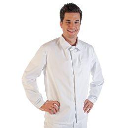 HYGOSTAR HACCP-Jacke, Größe: XS, weiß