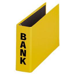 PAGNA Bankordner Basic Colours, für Kontoauszüge, gelb