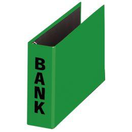 PAGNA Bankordner Basic Colours, für Kontoauszüge, grün