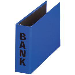 PAGNA Bankordner Basic Colours, für Kontoauszüge, blau