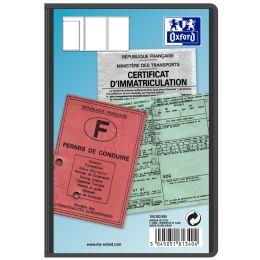 ELBA Ausweishülle, PVC, 3-fach, 0,30 mm, Format: 145 x 95 mm