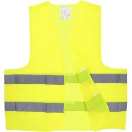 cartrend Pannenweste/Warnweste, EN ISO 20471, gelb